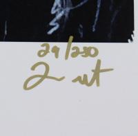 Janis Joplin - Joshua Barton 12x18 Signed Limited Edition Lithograph #/250 (PA COA) at PristineAuction.com