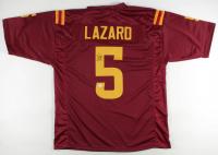 Allen Lazard Signed Jersey (Beckett Hologram) at PristineAuction.com