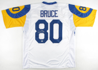 Isaac Bruce Signed Jersey (Beckett Hologram) at PristineAuction.com
