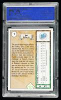 Ken Griffey Jr. 1989 Upper Deck #1 RC (PSA 10) at PristineAuction.com
