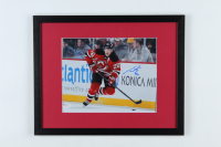 Patrik Elias Signed Devils 12x15 Custom Framed Photo Display (JSA SOA) (See Description) at PristineAuction.com