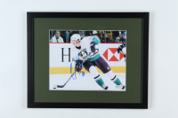 Corey Perry Signed Ducks 12x15 Custom Framed Photo Display (JSA SOA) at PristineAuction.com