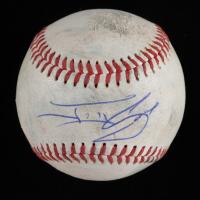 Jonny Gomes Signed Baseball (JSA COA) (See Description) at PristineAuction.com