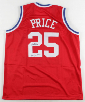 "Mark Price Signed Jersey Inscribed ""Go Cavs"" (PSA Hologram) at PristineAuction.com"