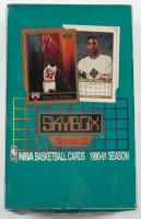 1990-91 Skybox Series 2 Basketball Box with (36) Packs at PristineAuction.com