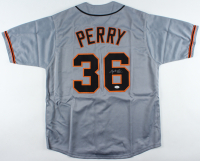 Gaylord Perry Signed Jersey (JSA COA) at PristineAuction.com