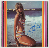 """Mike Love Signed The Beach Boys """"Surfer Girl"""" Vinyl Record Album Cover Inscribed """"Love"""" (JSA COA) at PristineAuction.com"""