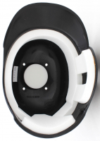 Yoan Moncada Signed White Sox Mini Batting Helmet (Beckett COA) at PristineAuction.com