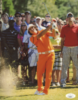 Rickie Fowler Signed 8x10 Photo (JSA COA) at PristineAuction.com