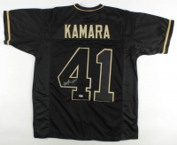 Alvin Kamara Signed Jersey (Beckett Hologram) at PristineAuction.com
