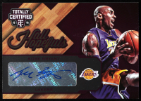 Kobe Bryant 2015-16 Totally Certified Hall Hopefuls Signatures #HHKB at PristineAuction.com