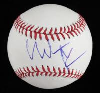 Christian Bale Signed OML Baseball (PSA COA) at PristineAuction.com