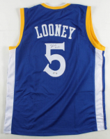 Kevon Looney Signed Jersey (PSA COA) at PristineAuction.com