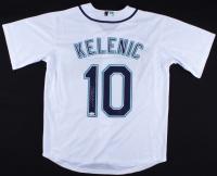 Jarred Kelenic Signed Mariners Jersey (JSA COA) at PristineAuction.com