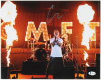 Corey Taylor Signed 11x14 Photo (Beckett COA) at PristineAuction.com