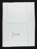 Joey Giardello Signed 17x23 Canvas Page (JSA COA) (See Description) at PristineAuction.com