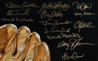 Gold Glove Award Winners 16x20 Photo Signed by (37) Including Cal Ripken Jr, Don Mattingly, Alan Trammel, Gary Carter, Scott Rolen, Dave Winfield (Beckett LOA) at PristineAuction.com