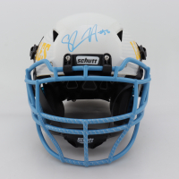 Shawne Merriman Signed Full-Size Authentic On-Field Hydro-Dipped Vengeance Helmet  (PSA COA) (See Description) at PristineAuction.com