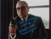 "Bob Gunton Signed ""The Shawshank Redemption"" 11x14 Photo Inscribed ""...Or Am I Being Obtuse...?"" & ""Warden Norton"" (AutographCOA COA) at PristineAuction.com"