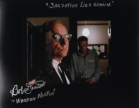 "Bob Gunton Signed ""The Shawshank Redemption"" 11x14 Photo Inscribed ""Salvation Lies Within"" & ""Warden Norton"" (ACOA COA) at PristineAuction.com"