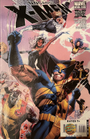 "Stan Lee Signed 2008 ""Uncanny X-Men"" Issue #500 Marvel Comic Book (Lee COA) (See Description) at PristineAuction.com"
