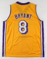 Kobe Bryant Signed Lakers Nike Jersey (Beckett LOA & PA LOA) at PristineAuction.com