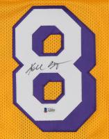 Kobe Bryant Signed Lakers Nike Jersey (Beckett LOA & PA LOA) at PristineAuction.com
