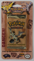 1999 Pokemon Base Set Fossil Booster Pack with (11) Cards at PristineAuction.com