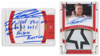 Christopher Bell 2020 Panini National Treasures #102 RC Fresuite Autograph #1/22 - Pulled by Bell - Signed & Inscribed on Back by Bell at PristineAuction.com