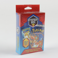 Pokemon Mystery Card Box with (4) Booster Packs at PristineAuction.com