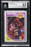 Magic Johnson 1989-90 Fleer #77 (BGS 8.5) at PristineAuction.com