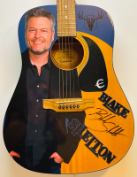 Blake Shelton Signed Epiphone Acoustic Guitar (JSA LOA) at PristineAuction.com
