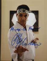 """Ralph Macchio Signed """"Cobra Kai"""" 11x14 x10 Photo Inscribed """"Miyagi-Do Forever"""" (AutographCOA Hologram) at PristineAuction.com"""