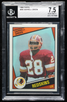 Darrell Green 1984 Topps #380 RC (BGS 7.5) at PristineAuction.com