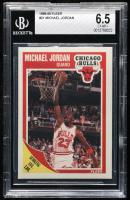 Michael Jordan 1989-90 Fleer #21 (BGS 6.5) at PristineAuction.com