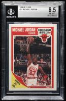 Michael Jordan 1989-90 Fleer #21 (BGS 8.5) at PristineAuction.com
