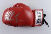 Mike Tyson Signed Everlast Boxing Glove (TriStar Hologram & Fanatics Hologram) at PristineAuction.com