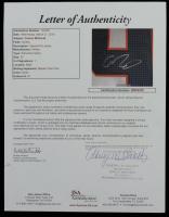 Connor McDavid Signed Oilers Captain Jersey (JSA LOA) (See Description) at PristineAuction.com