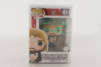 "Ted DiBiase Signed ""WWE"" Million Dollar Man #41 Funko Pop! Vinyl Figure Inscribed ""$"" & ""HOF 2010"" (JSA COA) (See Description) at PristineAuction.com"