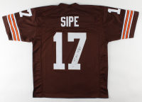 Brian Sipe Signed Jersey (Beckett COA) at PristineAuction.com