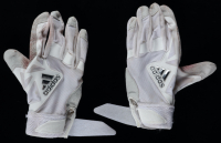 "Tim Tebow Signed Pair of Game-Used Adidas Batting Gloves Inscribed ""Game Used"" (Tebow Hologram) at PristineAuction.com"