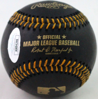 "Mariano Rivera Signed OML Black Leather Baseball Inscribed ""HOF 2019"" (JSA COA) at PristineAuction.com"