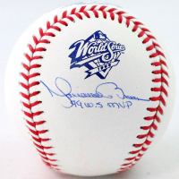 "Mariano Rivera Signed 1999 World Series Baseball Inscribed ""99 W.S. MVP"" (JSA COA) at PristineAuction.com"