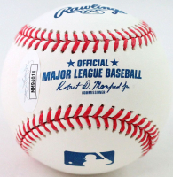 "Mariano Rivera Signed OML Baseball Inscribed ""HOF 2019"" (JSA COA) at PristineAuction.com"