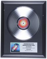"Journey ""Escape"" 16x20 Custom Framed Record Album Display (See Description) at PristineAuction.com"