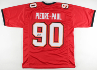 Jason Pierre-Paul Signed Jersey (JSA COA) at PristineAuction.com