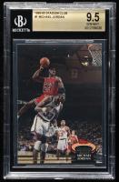 Michael Jordan 1992-93 Stadium Club #1 (BGS 9.5) at PristineAuction.com