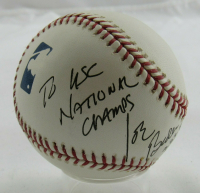 Joe Biden Signed OML Baseball with Inscription (JSA LOA) at PristineAuction.com