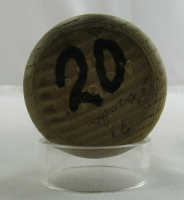Jorge Posada Game-Used Practice Baseball Bat (Steiner Hologram) at PristineAuction.com