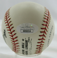 """Willie Stargell Signed ONL Baseball Inscribed """"H.O.F. 88"""" (JSA COA) at PristineAuction.com"""